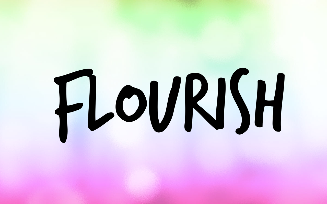 How can we work in ways that enable everyone to flourish?