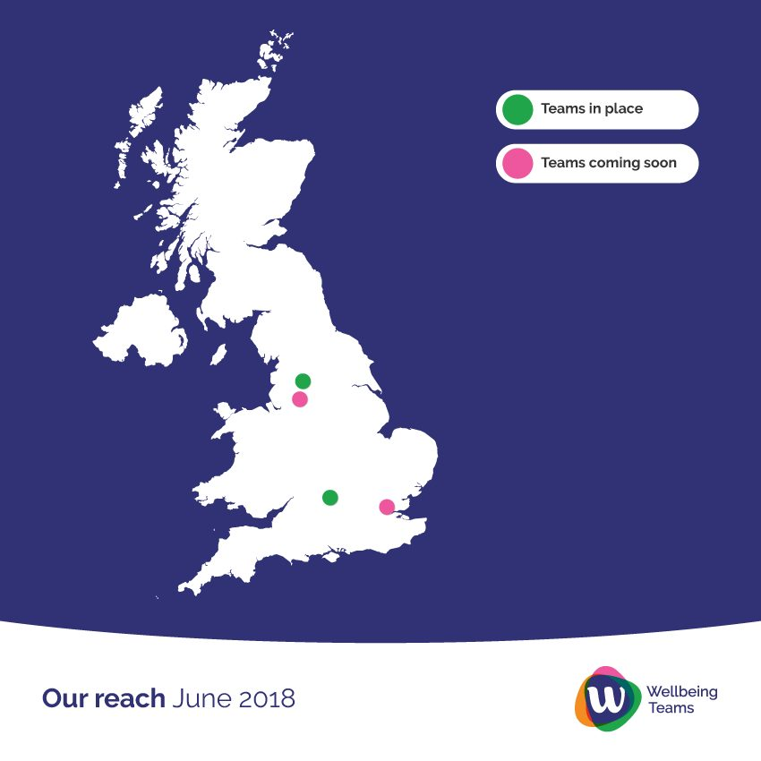 Growing our reach: June 2018